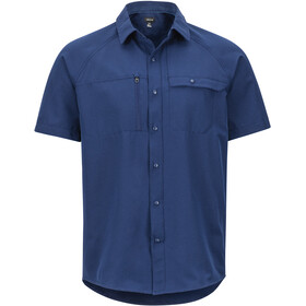 Marmot Danfield SS Shirt Men arctic navy